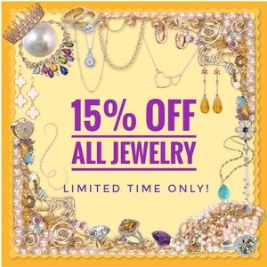 🆕 NWT Huge Jewelry SALE!  Great time to stock up!